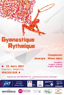 GR - Palmarès Championnat CAURA Ensembles - VENISSIEUX