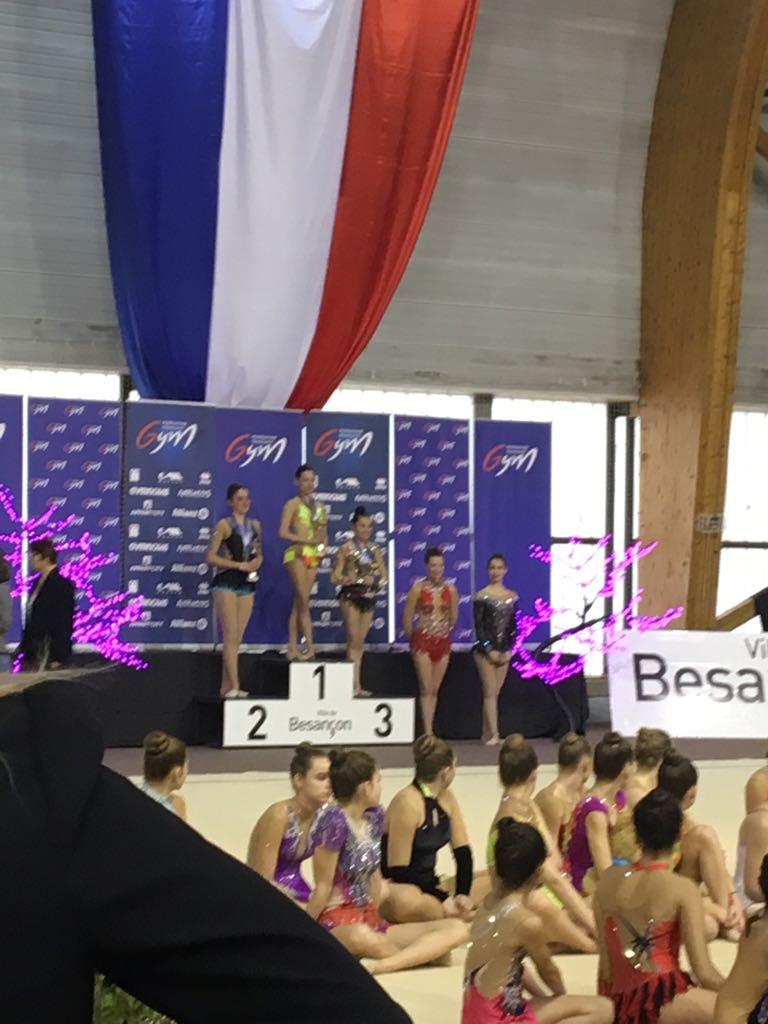 GR - Championnat de France Fédéral