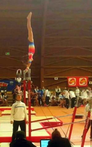 GAM - GAF Championnat régional - Individuels Perf Nat, Perf Rég & Féd A