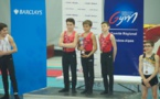 GAF-GAM - Palmarès du championnat Régional par Equipes Rhône-Alpes Seyssinnet
