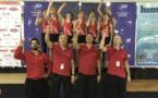GAM-GAF :  Palmarès compétition National Equipes - REGION  - OYONNAX