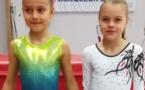 Les plus jeunes gymnastes du département au POLE de SAINT-ETIENNE