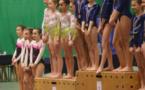 Compétition Départementale GAF Equipes- Nationale et Fédérale - ANNEMASSE
