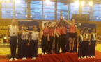 Compétition Inter-Départementale Est - GAM-GAF Equipes. - Perf Nationale et Fédérale A- Jassans