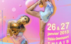 Championnats de France Gymnastique Rythmique Individuelles 26 au 27 janvier 2013  Thiais